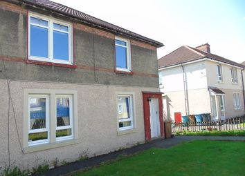 Thumbnail 2 bed flat for sale in Rosebank Street, Clarkston, Airdrie, North Lanarkshire