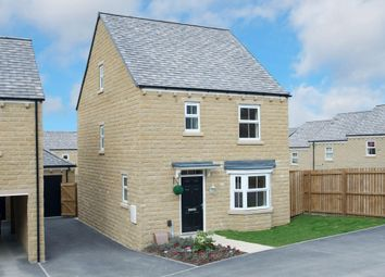 """Thumbnail 4 bed detached house for sale in """"Irving"""" at Manywells Crescent, Cullingworth, Bradford"""
