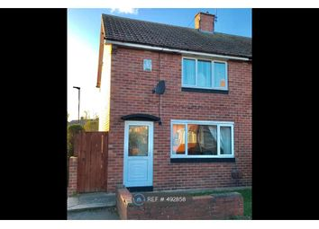 Thumbnail 2 bedroom semi-detached house to rent in Gairloch Road, Sunderland
