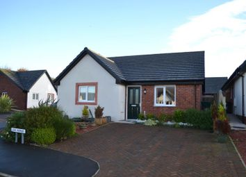 Thumbnail 2 bed bungalow to rent in 1 Oak Avenue, The Oaks, Longtown, Carlisle