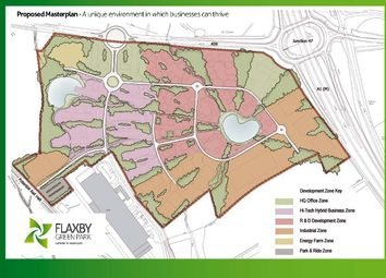 Thumbnail Business park to let in York Road, Knaresborough