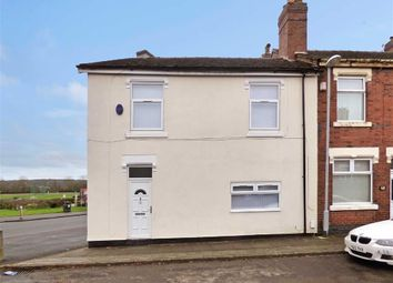 Thumbnail 2 bed terraced house for sale in Tarleton Road, Northwood, Stoke-On-Trent
