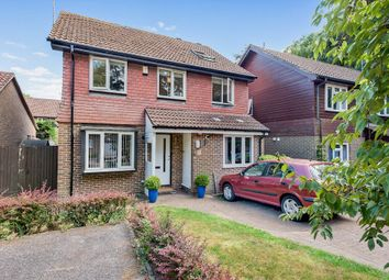 Thumbnail 5 bed detached house for sale in Spring Gardens, Copthorne, Crawley
