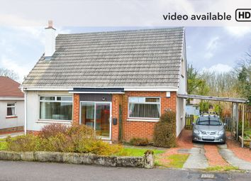 Thumbnail 3 bedroom detached house for sale in Duncan Road, Helensburgh