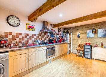 Thumbnail 1 bed flat for sale in Green End Road, Meltham, Holmfirth
