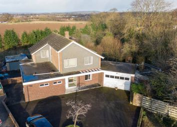Thumbnail 5 bed detached house for sale in Bayston Hill, Shrewsbury