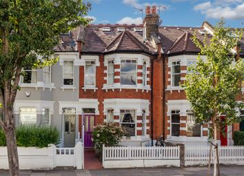 Thumbnail 3 bed terraced house for sale in The Avenue, London