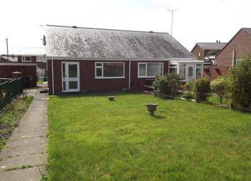 Thumbnail 2 bed bungalow for sale in Glan Seiont, Caernarfon, Gwynedd