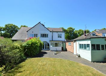 Thumbnail 3 bed semi-detached house for sale in Welford Road, Leicester