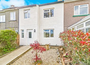 Thumbnail 3 bed terraced house for sale in St Aubyn Terrace, Lee Moor, Plymouth