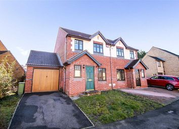 Thumbnail 3 bedroom semi-detached house to rent in Lowndes Grove, Shenley Church End, Milton Keynes