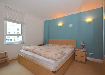 Thumbnail 3 bed flat for sale in Lanark Square, London