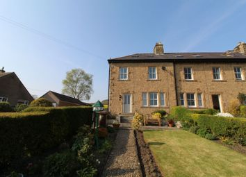 Thumbnail 5 bedroom end terrace house for sale in Butt Bank, Hexham