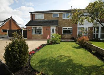 Thumbnail 5 bed semi-detached house for sale in Widcombe Drive, Breightmet, Bolton, Lancashire