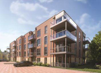 Thumbnail 1 bed flat for sale in Shenley Road, Borehamwood