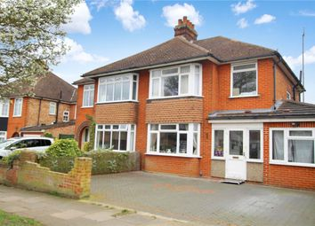 3 bed semi-detached house for sale in Beechcroft Road, Ipswich, Suffolk IP1