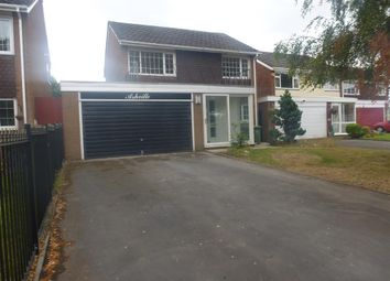 Thumbnail 4 bed property to rent in The Green, Lea Marston, Sutton Coldfield