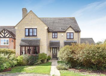 Thumbnail 5 bed detached house for sale in Nursery View, Faringdon