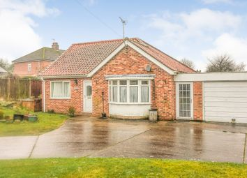 Thumbnail 2 bed detached bungalow for sale in Mill Road, Market Rasen