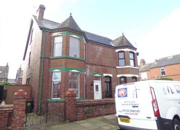Thumbnail 4 bed semi-detached house for sale in Victoria Road, Barrow-In-Furness, Cumbria