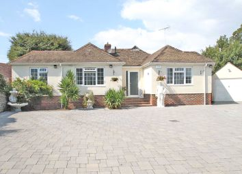 Thumbnail 3 bed bungalow for sale in Manor Close, East Preston, West Sussex