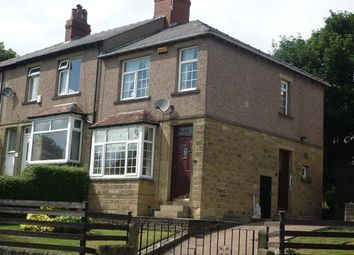 Thumbnail 2 bedroom end terrace house to rent in Dalmeny Avenue, Crosland Moor, Huddersfield