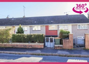 Thumbnail 4 bed terraced house for sale in Darent Close, Bettws, Newport