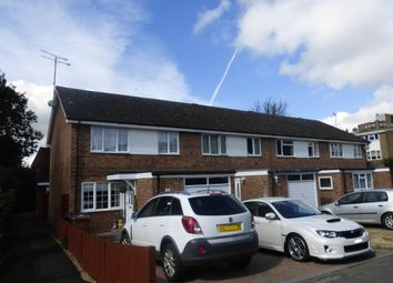 Thumbnail 3 bed semi-detached house for sale in Burghley Close, Stevenage