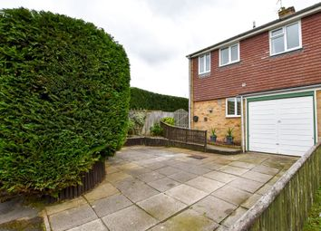 Windsor Road, Lindford, Bordon GU35. 4 bed end terrace house