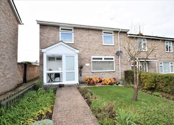 Thumbnail 3 bedroom semi-detached house for sale in Bridgeman Walk, Bury St. Edmunds