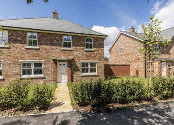 Thumbnail 3 bed semi-detached house for sale in Yeomans Field, Broad Road, Hambrook, Chichester