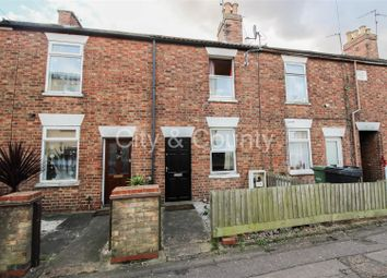Thumbnail 2 bed terraced house for sale in Alma Road, Millfield, Peterborough