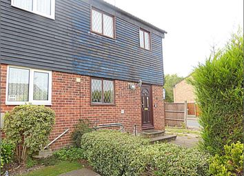 Thumbnail 3 bed semi-detached house for sale in Wilcox Close, Borehamwood
