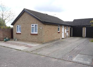 Thumbnail 2 bed bungalow to rent in Lundy Close, Haverhill, Suffolk