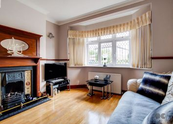 Thumbnail 3 bed semi-detached house for sale in Mashiters Hill, Romford