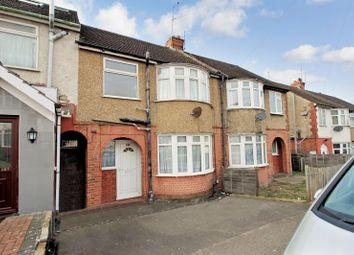 Thumbnail 3 bed terraced house to rent in Chester Avenue, Leagrave, Luton