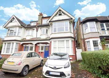 Thumbnail 2 bed flat for sale in Moss Hall Grove, London