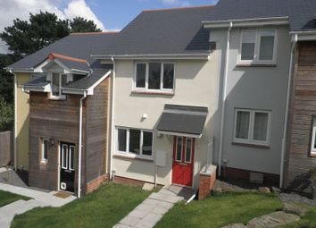 Thumbnail 2 bed terraced house to rent in Honey Close, Bideford