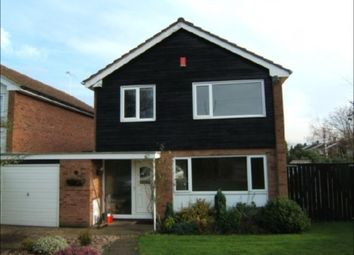 Thumbnail 4 bed detached house to rent in Cow Lane, Bramcote, Nottingham