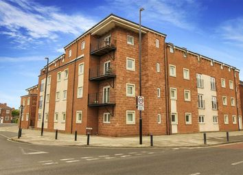Thumbnail 2 bed flat for sale in Wilson Court, Whitley Bay, Tyne And Wear