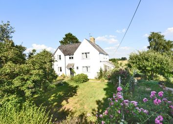 Thumbnail 4 bed detached house for sale in Woodmancote, Cirencester