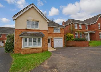 Thumbnail 4 bed detached house for sale in Skye Close, Cosham, Portsmouth
