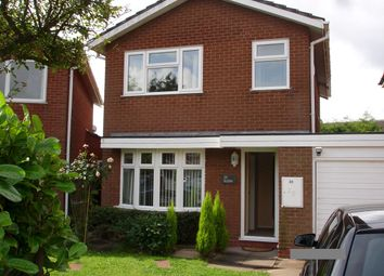 Thumbnail 3 bed link-detached house for sale in Southwark Close, Lichfield