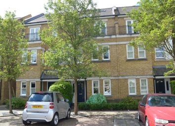 Thumbnail 4 bed terraced house for sale in Admiralty Way, Teddington