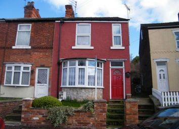 Thumbnail 2 bed end terrace house for sale in Sandsfield Lane, Gainsborough