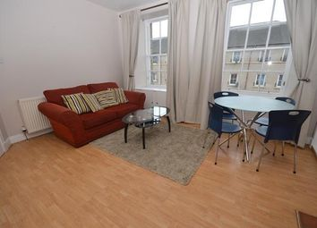 Thumbnail 1 bed flat to rent in Trafalgar Lane, Edinburgh