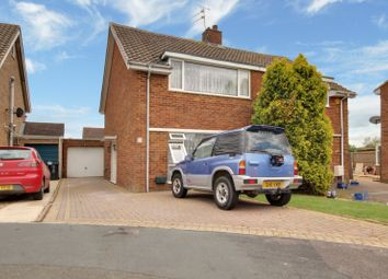 Thumbnail 3 bed semi-detached house for sale in Sywell Road, Coleview, Swindon, Wiltshire