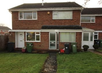 2 bed terraced house to rent in Yardley Close, Warwick CV34