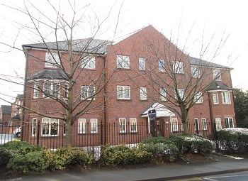 Thumbnail 2 bed flat for sale in Sunnymill Drive, Sandbach