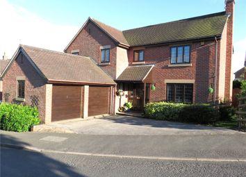Thumbnail 4 bedroom detached house for sale in Bradshaw Drive, Holbrook, Belper